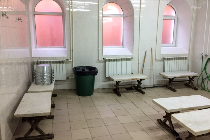 Видновская городская баня вновь открылась. Фоторепортаж фото 14