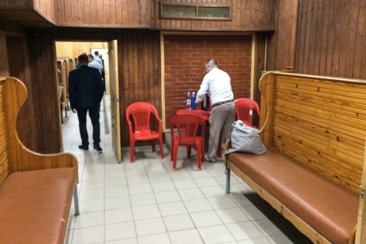 Видновская городская баня вновь открылась. Фоторепортаж фото 8