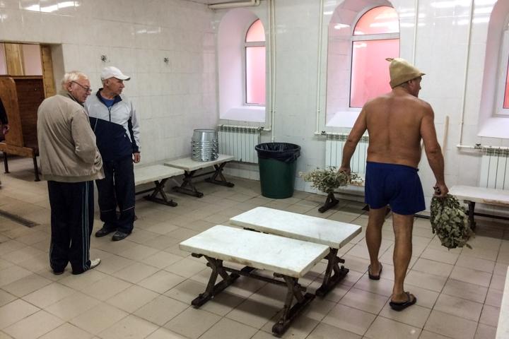 Видновская городская баня вновь открылась. Фоторепортаж фото 17