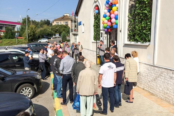 Видновская городская баня вновь открылась. Фоторепортаж фото 3