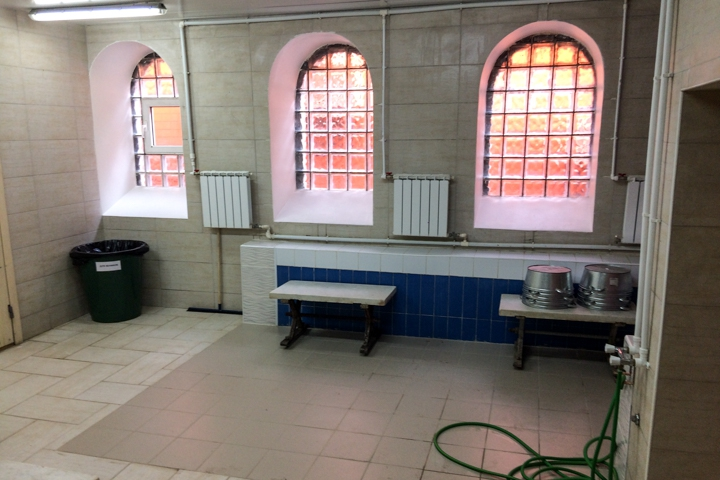Видновская городская баня вновь открылась. Фоторепортаж фото 27