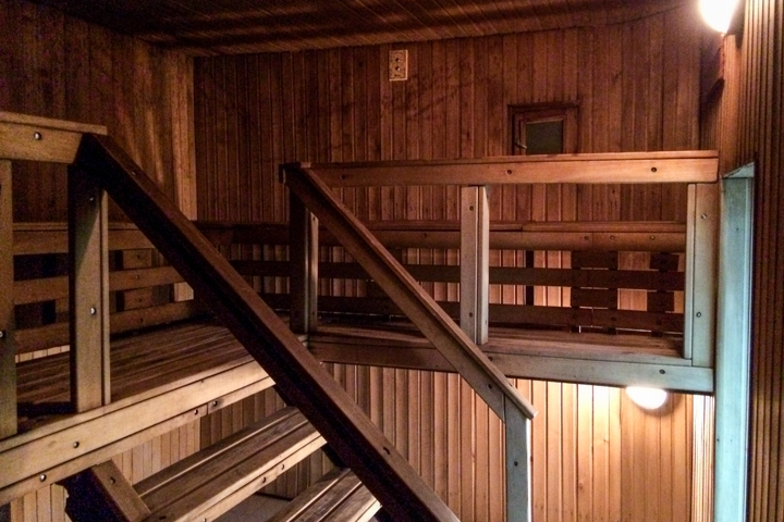 Видновская городская баня вновь открылась. Фоторепортаж фото 31