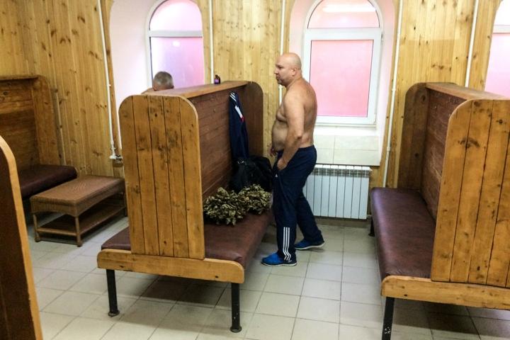 Видновская городская баня вновь открылась. Фоторепортаж фото 11
