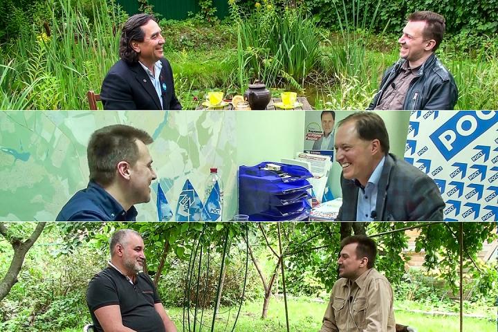 Интервью «Видное 24» с кандидатами на должность главы городского поселения Видное. UPD: Итоги жеребьевки