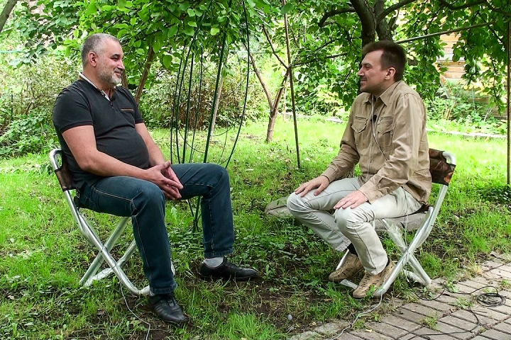 Интервью с кандидатом на должность главы г.п. Видное Александром Баюклиным