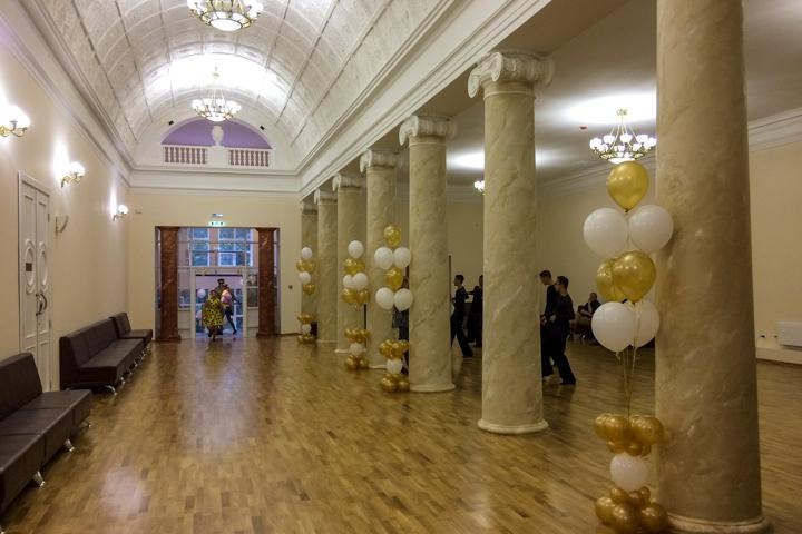 После реконструкции и реставрации открылся Дом культуры города Видное. Фоторепортаж фото 14