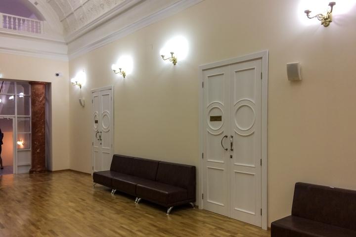 После реконструкции и реставрации открылся Дом культуры города Видное. Фоторепортаж фото 16