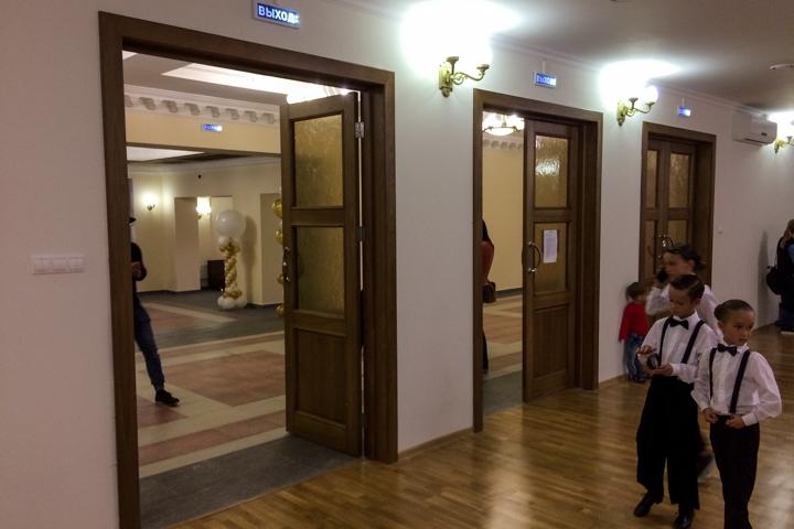 После реконструкции и реставрации открылся Дом культуры города Видное. Фоторепортаж фото 11