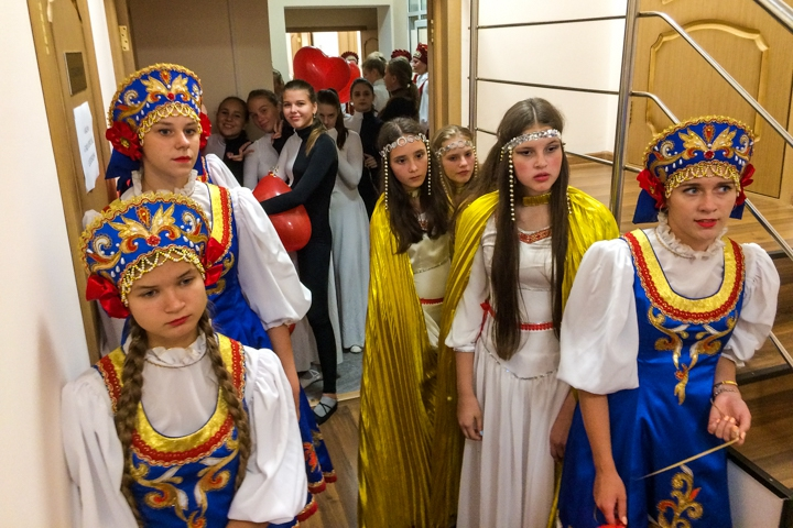 После реконструкции и реставрации открылся Дом культуры города Видное. Фоторепортаж фото 39