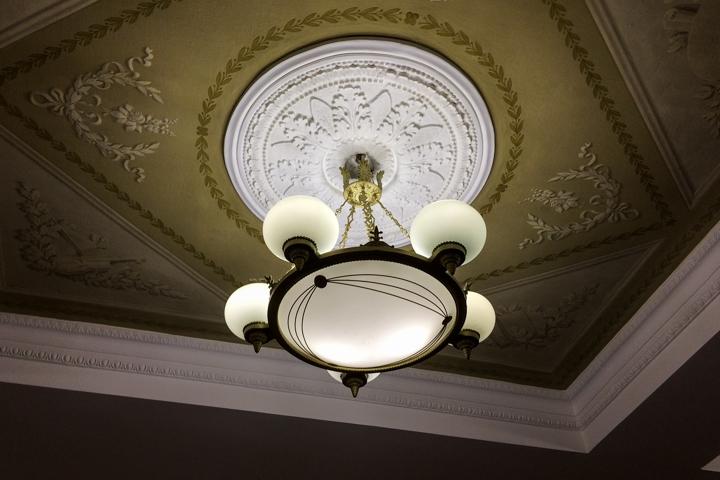 После реконструкции и реставрации открылся Дом культуры города Видное. Фоторепортаж фото 10