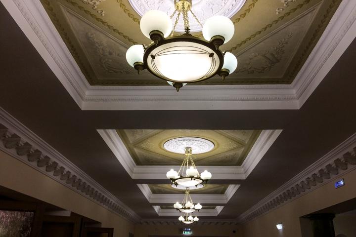 После реконструкции и реставрации открылся Дом культуры города Видное. Фоторепортаж фото 52