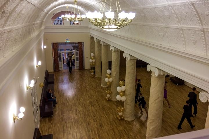 После реконструкции и реставрации открылся Дом культуры города Видное. Фоторепортаж фото 24