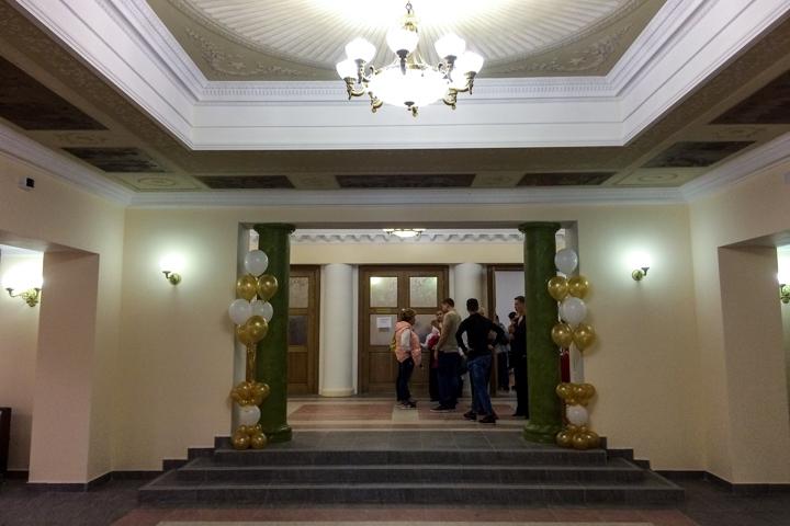 После реконструкции и реставрации открылся Дом культуры города Видное. Фоторепортаж фото 6