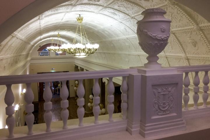После реконструкции и реставрации открылся Дом культуры города Видное. Фоторепортаж фото 23