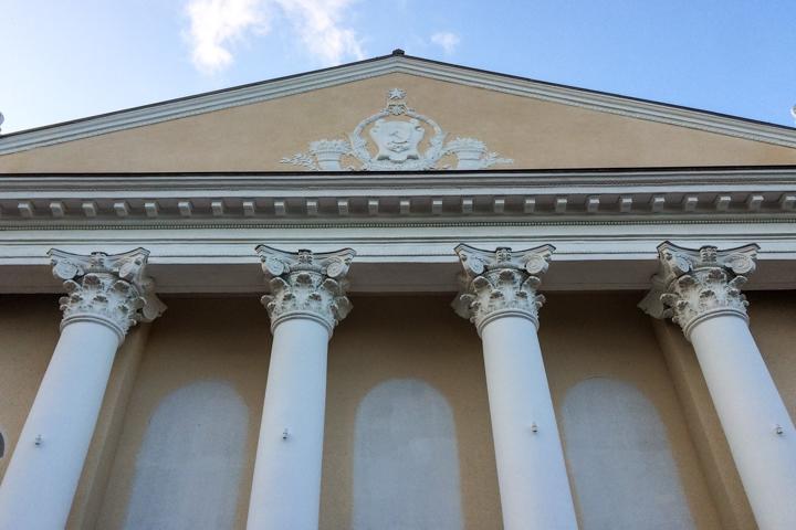 После реконструкции и реставрации открылся Дом культуры города Видное. Фоторепортаж фото 3