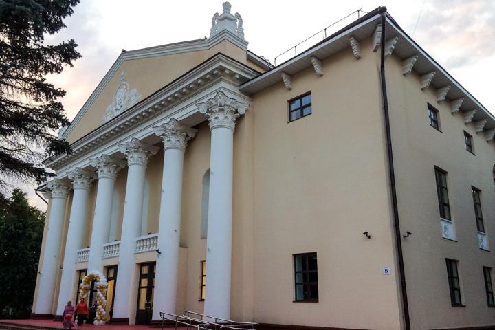 После реконструкции и реставрации открылся Дом культуры города Видное. Фоторепортаж фото 63