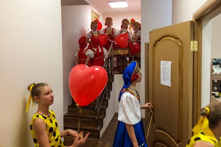 После реконструкции и реставрации открылся Дом культуры города Видное. Фоторепортаж фото 38