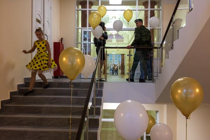 После реконструкции и реставрации открылся Дом культуры города Видное. Фоторепортаж фото 13