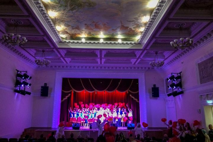 После реконструкции и реставрации открылся Дом культуры города Видное. Фоторепортаж фото 55
