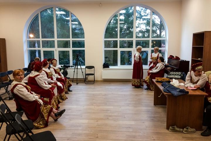 После реконструкции и реставрации открылся Дом культуры города Видное. Фоторепортаж фото 31