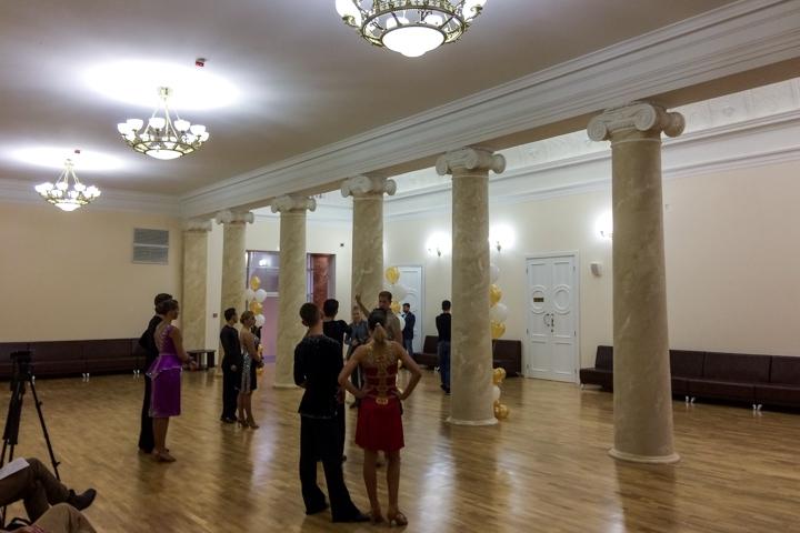 После реконструкции и реставрации открылся Дом культуры города Видное. Фоторепортаж фото 15