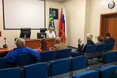 Результаты выборов депутатов Совета депутатов и главы г.п. Видное отменены