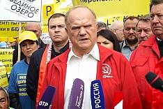Решение об отмене итогов выборов в Видном могут отменить, и Павел Грудинин может стать председателем Совета депутатов г.п. Видное