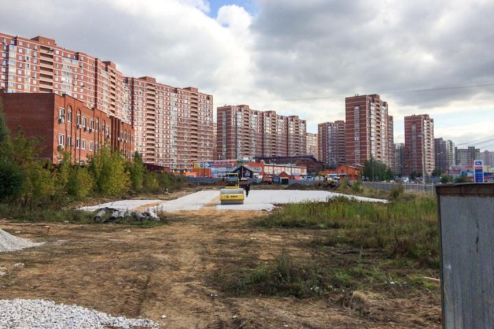 На Березовой улице началось строительство супермаркета «Лента» фото 2