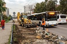 На бессмысленную замену бордюров в городе затрачено 7 миллионов рублей видновских налогоплательщиков