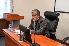 Председателем Совета депутатов г.п. Видное стал Павел Грудинин. Видеозапись 1-го заседания 4-го созыва