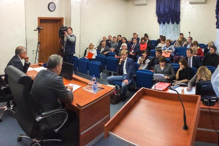 Состоялось заседание Совета депутатов г.п. Видное с участием всех депутатов и главы. Видеозапись