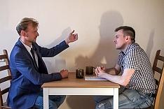 Видео-интервью с депутатом Совета депутатов г.п. Видное Анатолием Хомяковым