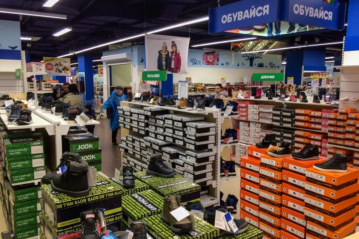 На Радужной улице открылся торговый центр «Ларец». Фоторепортаж фото 42
