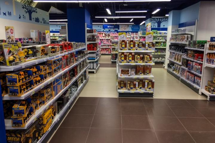 На Радужной улице открылся торговый центр «Ларец». Фоторепортаж фото 45