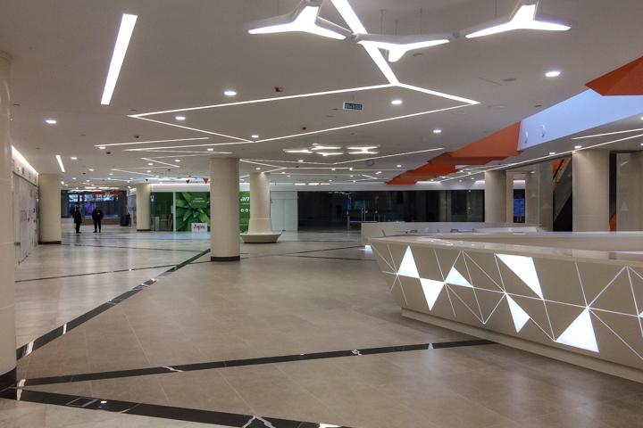 На Радужной улице открылся торговый центр «Ларец». Фоторепортаж фото 22