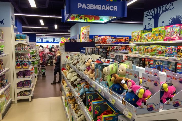 На Радужной улице открылся торговый центр «Ларец». Фоторепортаж фото 47