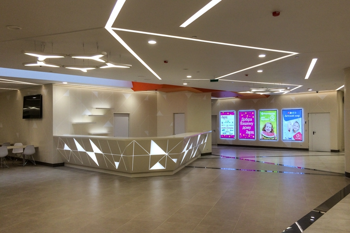 На Радужной улице открылся торговый центр «Ларец». Фоторепортаж фото 21