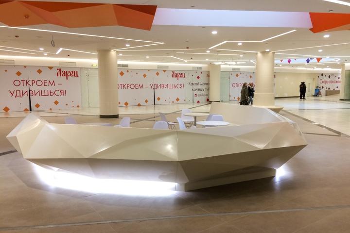 На Радужной улице открылся торговый центр «Ларец». Фоторепортаж фото 24