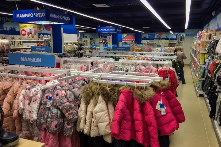 На Радужной улице открылся торговый центр «Ларец». Фоторепортаж фото 41