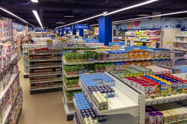 На Радужной улице открылся торговый центр «Ларец». Фоторепортаж фото 48