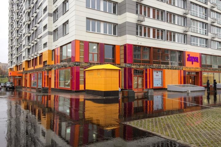 На Радужной улице открылся торговый центр «Ларец». Фоторепортаж фото 56