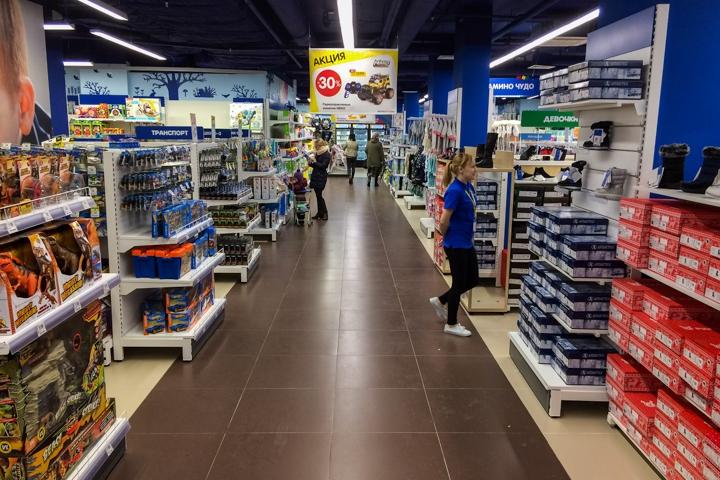 На Радужной улице открылся торговый центр «Ларец». Фоторепортаж фото 46