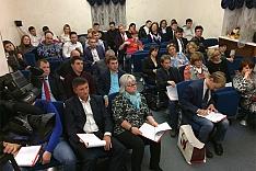 Состоялось очередное заседание Совета депутатов г.п. Видное. Видеозапись