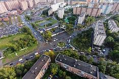 Круговые движения  на перекрестках ПЛК – Советская улица - Березовая улица и Школьная улица - Советская улица реконструируют