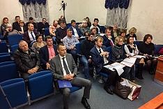 Грудинин пригрозил поднять вопрос об отставке главы г.п. Видное Моисея Шамаилова. Видеозапись 5-го заседания Совета депутатов