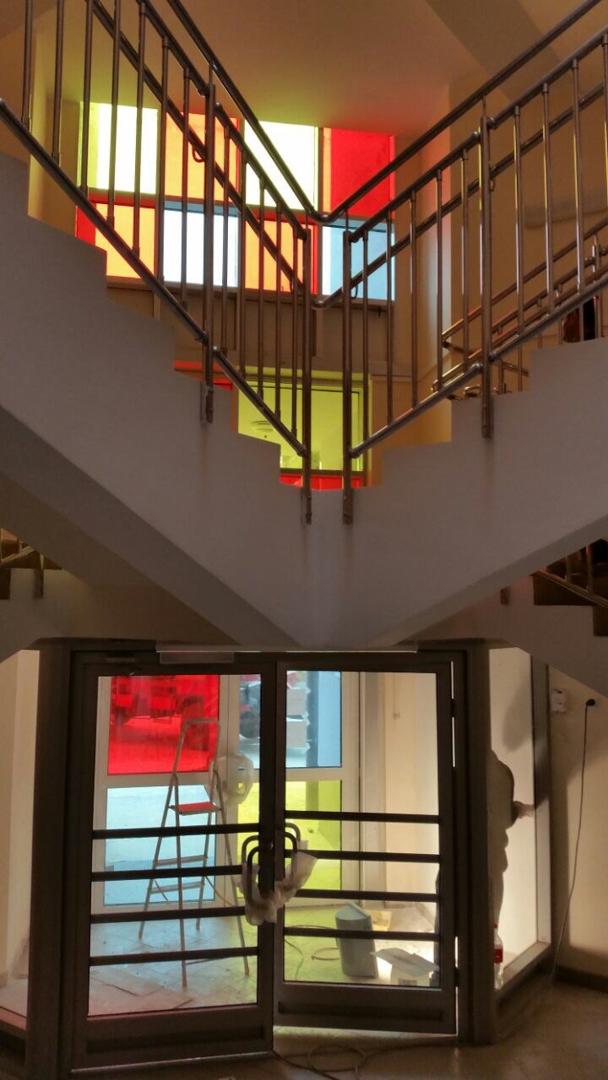 В санитарно-защитной зоне локальных очистных сооружений открылась Видновская школа № 11. Фоторепортаж фото 14