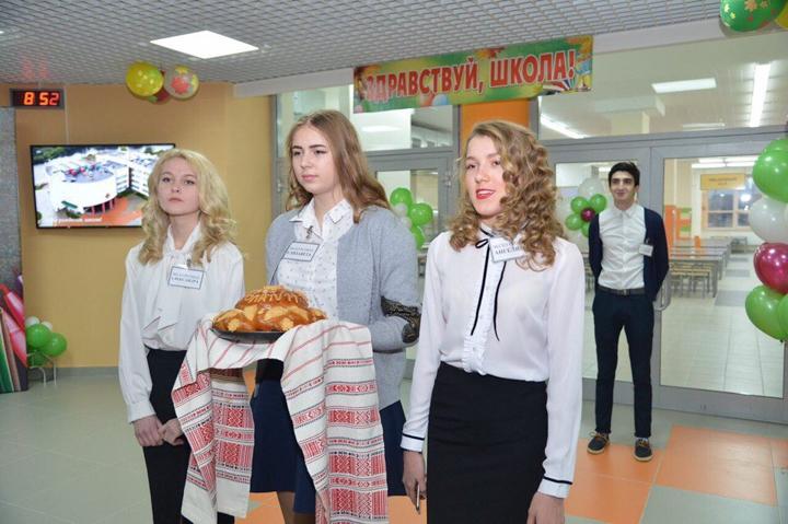 В санитарно-защитной зоне локальных очистных сооружений открылась Видновская школа № 11. Фоторепортаж фото 5