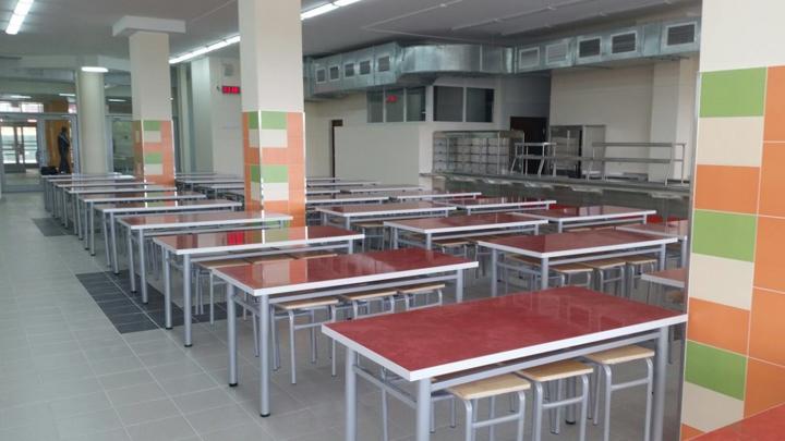 В санитарно-защитной зоне локальных очистных сооружений открылась Видновская школа № 11. Фоторепортаж фото 10