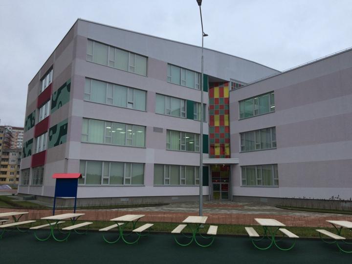 В санитарно-защитной зоне локальных очистных сооружений открылась Видновская школа № 11. Фоторепортаж фото 20