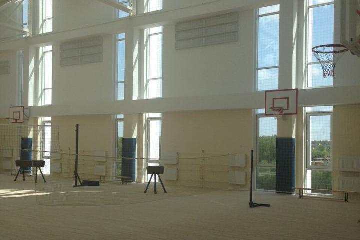 В санитарно-защитной зоне локальных очистных сооружений открылась Видновская школа № 11. Фоторепортаж фото 12